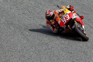 Sachsenring, Marc Márquez è il più rapido nelle libere 3