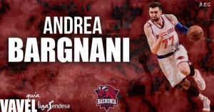 Baskonia 2016/17: Andrea Bargnani