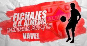 Fichajes de la UD Almería temporada 2014/2015 en directo