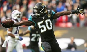 Jaguars gana in-extremis, Rams y Giants vencen a Browns y Cowboys