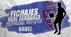 Fichajes del Real Zaragoza temporada 2014/2015 en directo