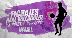 Fichajes del Real Valladolid, temporada 2014/15