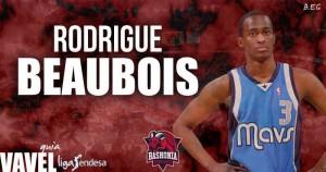 Baskonia 2016/17: Rodrigue Beaubois