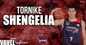 Baskonia 2016/17: Tornike Shengelia