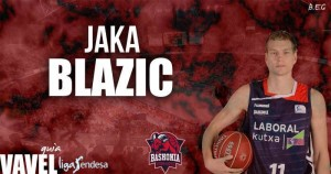 Baskonia 2016/17: Jaka Blazic