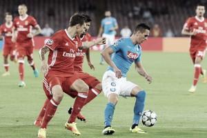 Previa SL Benfica – Nápoles: un poco de luz para llegar a octavos