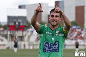 Sergio Postigo dice adiós al CD Leganés