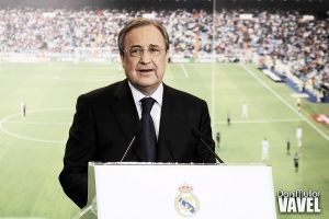 "Florentino Pérez: ""El Bernabéu será IPIC o Cepsa"""