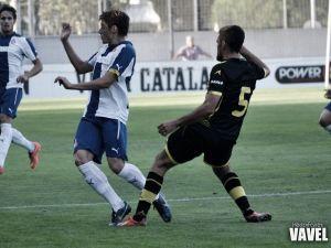 Olímpic - Real Zaragoza B: duelo directo en la zona baja