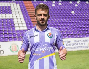 """Luciano Balbi: """"Espero adaptarme rápidamente al futbol español"""""""