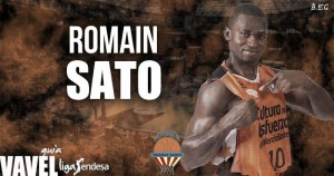 Valencia Basket 2016/17: Romain Sato