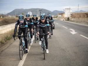 Giro de Italia 2016: Team Sky, Landa guía el camino