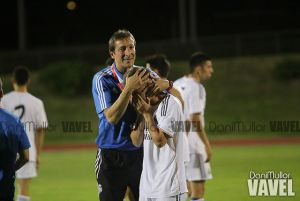 Real Madrid Juvenil A - Basilea Juvenil: tercera prueba para la libreta de Ramis