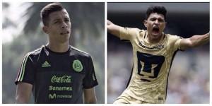 Ángel Sepúlveda es baja de la Selección, Jesús Gallardo toma su lugar.