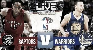 Los Raptors se imponen en un apretado final, así lo vivimos