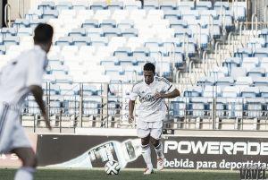 Real Madrid Castilla - Real Madrid C: entrenamiento a campo entero