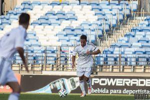Zamora - Real Madrid Castilla: primer ensayo para Zidane con todas las piezas