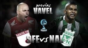 Previa Independiente Santa Fe - Atlético Nacional: Por el paso a la final de la Copa Colombia
