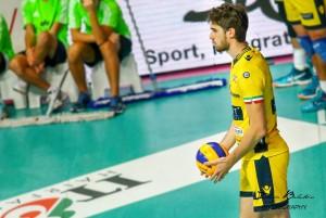 Volley M - L'autentica battaglia del PalaPanini sorride all'Azimut Modena. Perugia è battuta