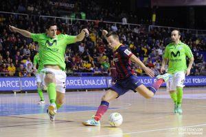 Inter Movistar - FC Barcelona: vuelve el clásico de la Copa del Rey