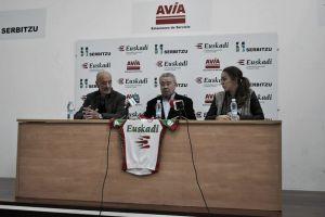 La Fundación Euskadi presenta el EDP como su equipo Sub 23