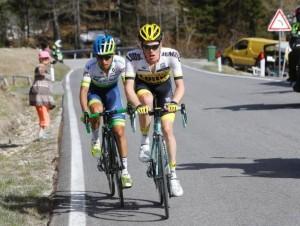 Sorpresas del Giro de Italia 2016: aviso serio de las nuevas generaciones
