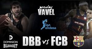 Dominion Bilbao Basket - FC Barcelona Lassa: en busca de la perfección