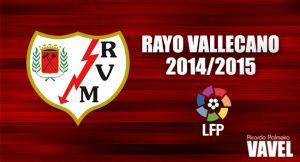Rayo Vallecano 2014/2015: rienda suelta a la versión 3.0 de Paco Jémez