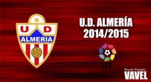 UD Almería 2014/2015: plan renove en el segundo año de Francisco