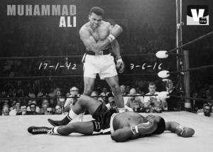 Muhammad Ali: una lucha a la vida que también se plasmóen la granpantalla