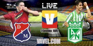 Medellín vs Nacional en vivo y en directo online