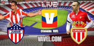 Junior vs AS Mónaco, Copa Euroamericana en vivo online