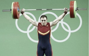 Andrés Mata: récord de España y diploma olímpico