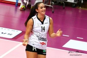 Volley F - La Liu Jo Modena fa sua gara 1 di finale scudetto, Novara è battuta