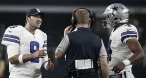 La gran duda de los Cowboys: ¿Prescott o Romo?