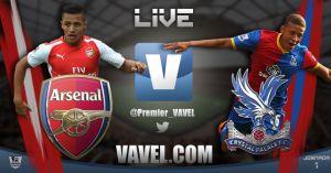 Premier League: Arsenal vs Crystal Palace en vivo y en directo online