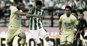 Goles y renta compartida: Atlético Bucaramanga 2 - 2 Atlético Nacional
