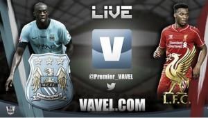 Resultado Manchester City vs Liverpool FC en Premier League 2015 (1-4): Golpe al líder
