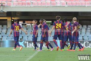 Antecedentes entre FC Barcelona B y Tenerife