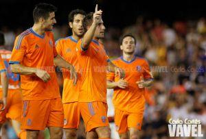 Valencia - Málaga: vuelve el fútbol a Mestalla