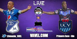Millonarios vs César Vallejo, Copa Total Sudamericana en vivo online