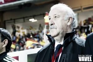 Del Bosque habla sobre la renuncia de Piqué