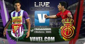 Real Valladolid - Mallorca en directo online