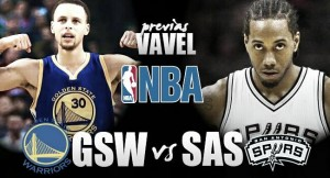 Previa Golden State Warriors - San Antonio Spurs: que comience el espectáculo