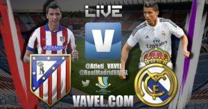 Live Atletico Madrid vs Real Madrid, diretta Supercoppa di Spagna 2014
