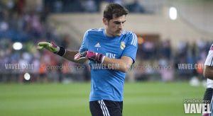 Casillas vuelve a Málaga como titular
