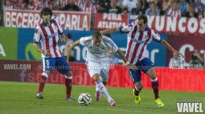 El Atlético - Real Madrid de octavos de Copa, el7 de enero a las 21.00
