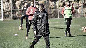"""Juan Merino: """"El partido ante el Almería es una final"""""""