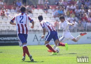 El Castilla se deja remontar y se estrena con derrota por la mínima