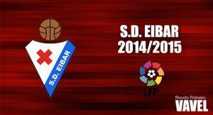 SD Eibar 2014/2015: la temporada histórica